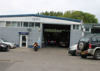 mercedes garage bristol